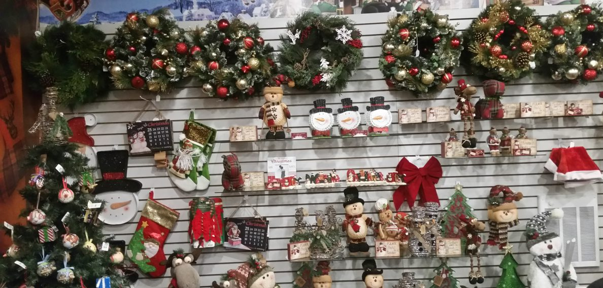 Visit our NEWly expanded Christmas Shop! - Clark's Christmas Tree Farm And Christmas Shop €� Celebrate The